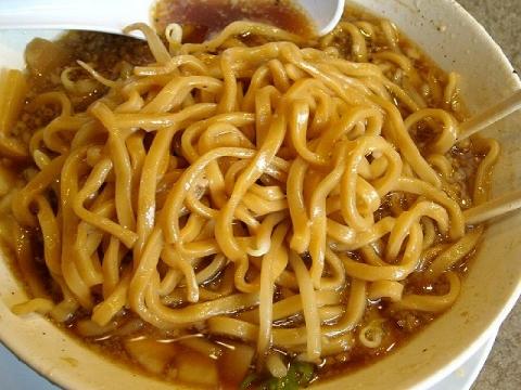 鯉次・鯉次らーめん 麺