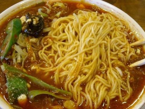 ジョー・マーボーめん 麺