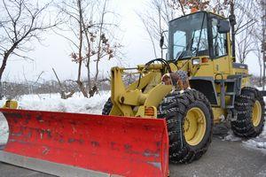 003除雪車