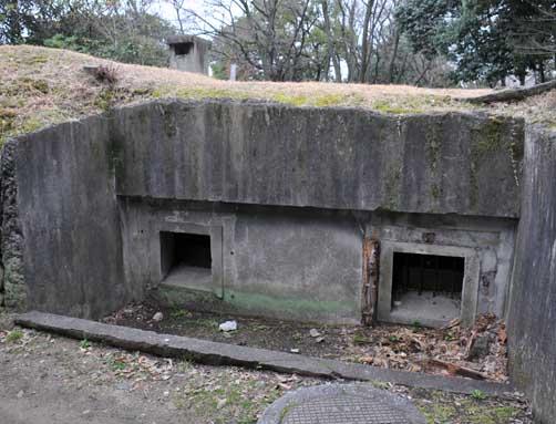 地下通信壕02