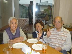 H26.9.4食事会(バーベキュー)④