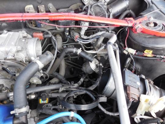 燃料フィルター交換 (10)