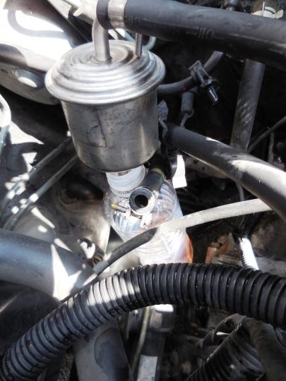 燃料フィルター交換 (12)