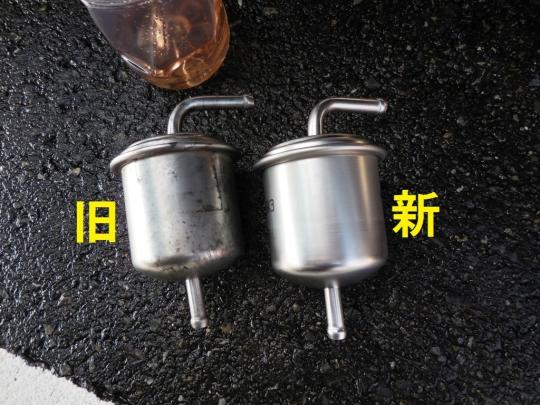 燃料フィルター交換 (16)