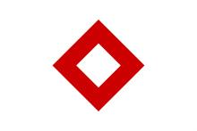 赤水晶 (Red Crystal) の標章