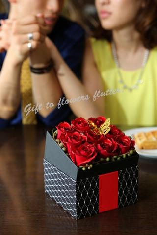 プロポーズ 花 プレゼント