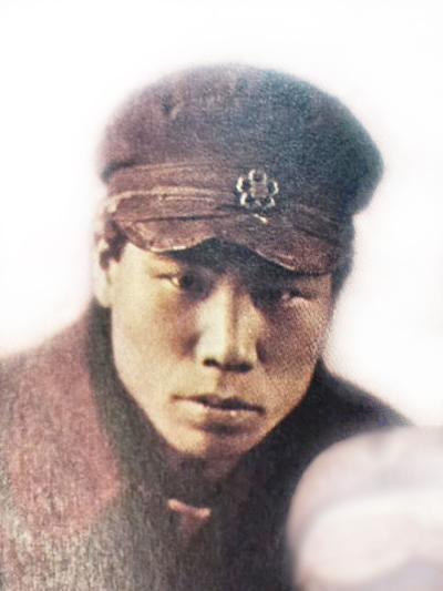 梶井基次郎帽子