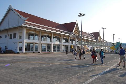 ルアンパバーン空港