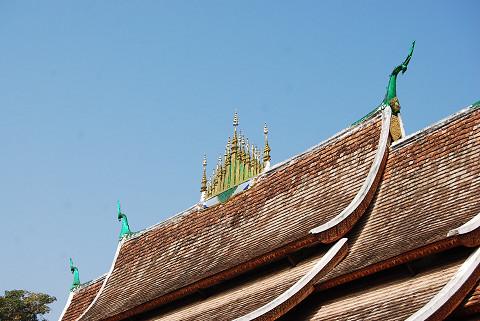 屋根がきれいで