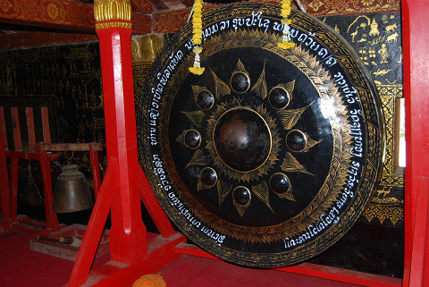 時を告げる梵鐘