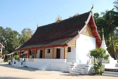 田舎のお寺は
