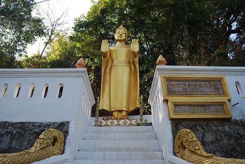 ここにも仏像が2
