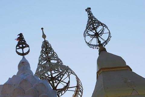 プーシヒルの黄金の塔