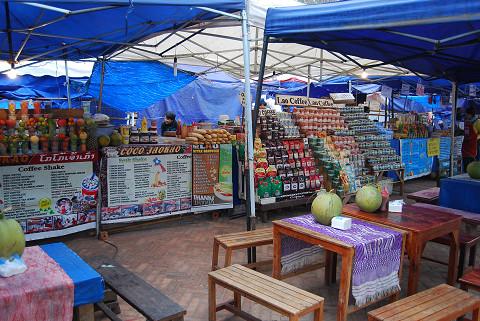 果物の売店