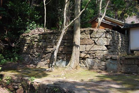 石組みが見事1
