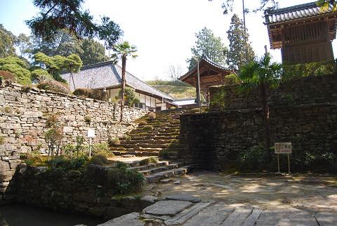 天音寺の風景