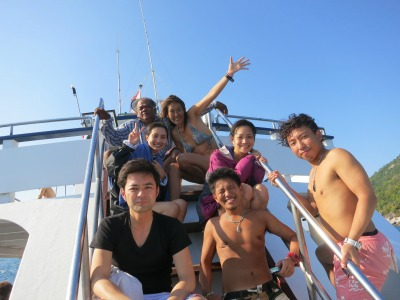 タオ島 講習 3月