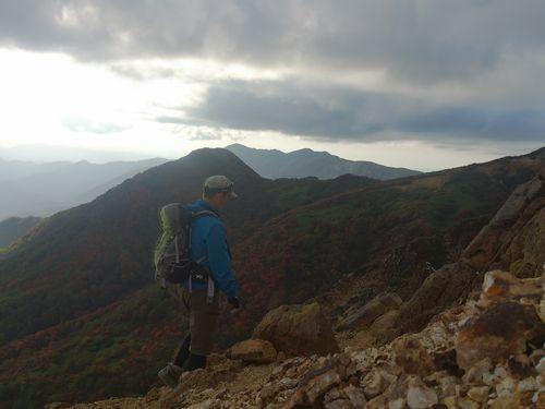 登山道 3