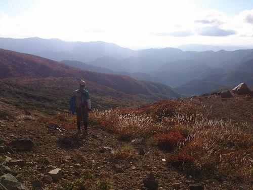 登山道 2