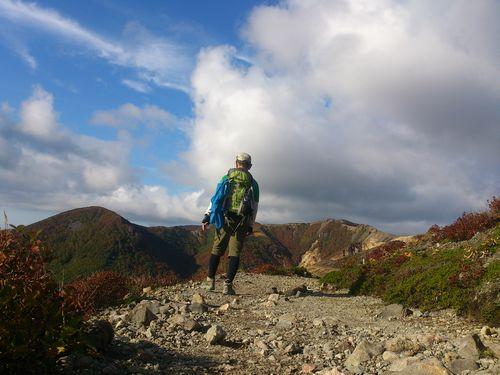 登山道 1
