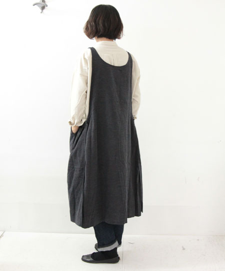 GARMENT REPRODUCTION OF WORKERS / ガーメントリプロダクションオブワーカーズ FARMERS APRON(2014秋冬)