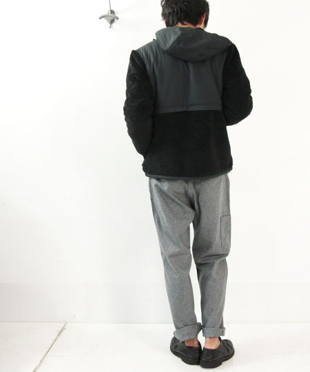 Ordinary Fits / オーディナリーフィッツ FRENCH WORK PANTS wool