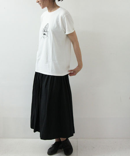YAECA / ヤエカ Ken Kagami プリントT KNIT CAP