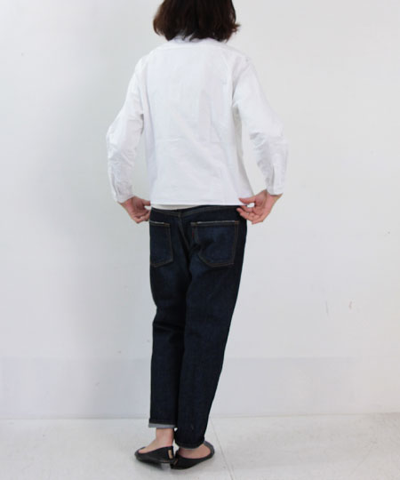 YAECA / ヤエカ WOMEN COMFORT SHIRT SHORT