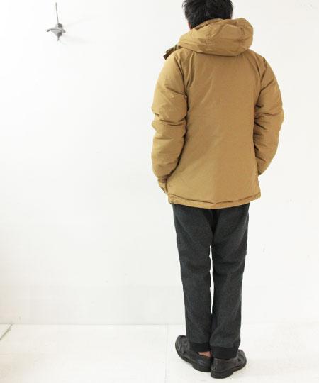 MT.RAINIER DESIGN / マウントレイニアデザイン PEAK DOWN JACKET