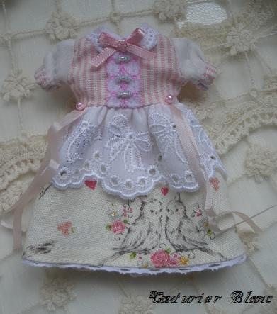 ミディブライスドレス・ラブリーオウム・1
