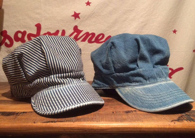 BB DENIM CAP1
