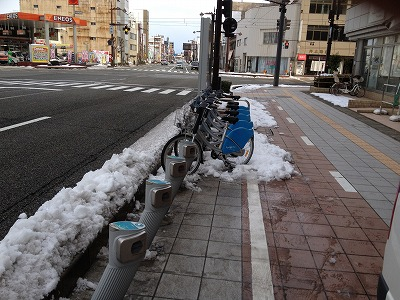シクロ除雪3