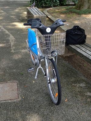 シクロ自転車2