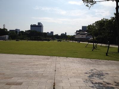 城址公園内2