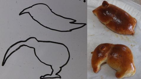 鳥のパン@1_blog