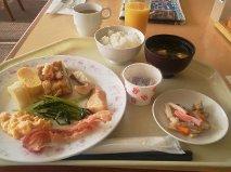 20140902ホテルオークラ新潟様朝食