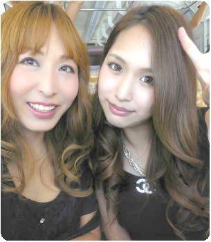 神戸コレクション2014AUTUMN/WINTER だっきゃ&なぁみ(親子)