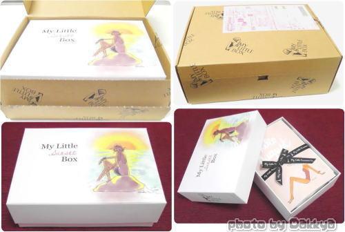 My Little Box(マイリトルボックス)8月分SUNSET