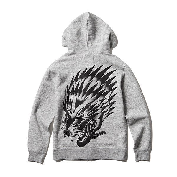 SOFTMACHINE HOWL HOODED