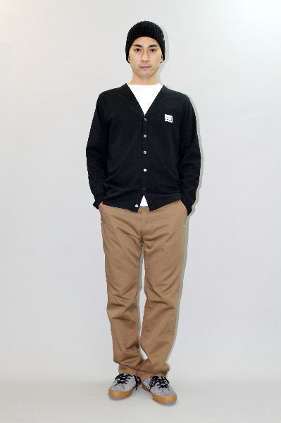 INTERFACE COTTON CARDIGAN