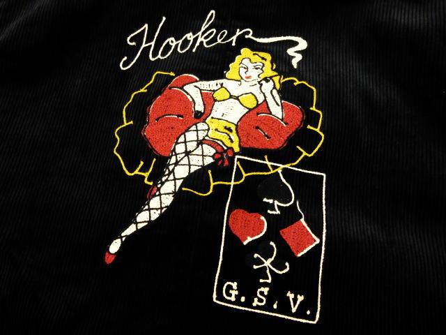 GANGSTERVILLE Hooker JKT