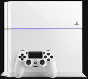 PlayStation (R) 4 グレイシャー・ホワイト