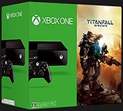 Xbox One発売記念版 (タイタンフォール同梱)