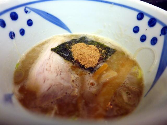 豚骨しょうゆ 麺屋 むら田@01魚介豚骨つけ麺 3
