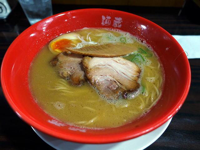 麺蔵 ひの屋@01鶏醤油ラーメン 1