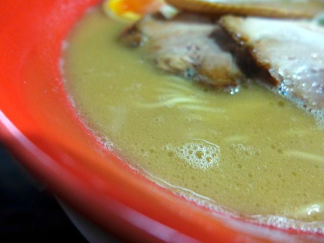 麺蔵 ひの屋@01鶏醤油ラーメン 2