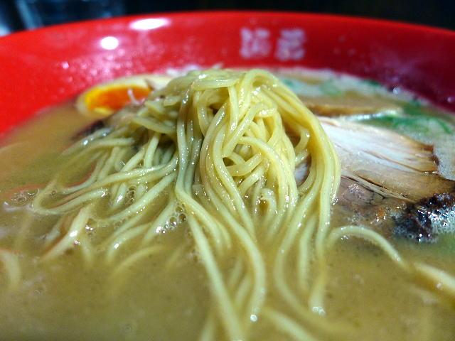 麺蔵 ひの屋@01鶏醤油ラーメン 3