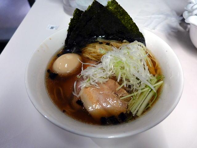 麺処 ほん田 東京駅一番街店@01NEOクラシック 特製醤油ラーメン 1