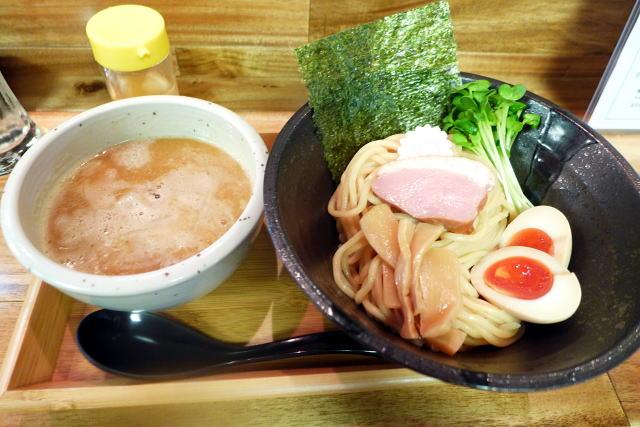 麺と酒 一帆@02THEORY OF つけ麺 1