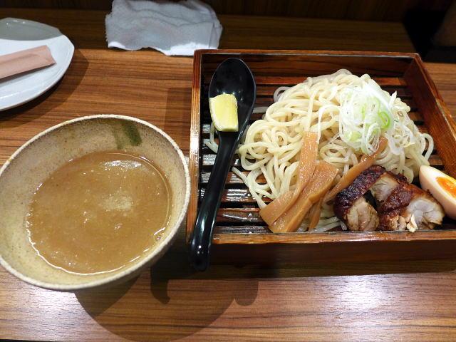 串焼 バードル@01つけ麺 並 1